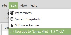 Mise A Niveau Linux Mint 19.3
