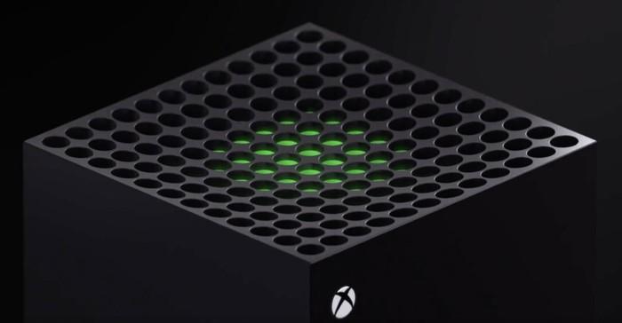 Nouvelle Console Xbox Series X Microsoft