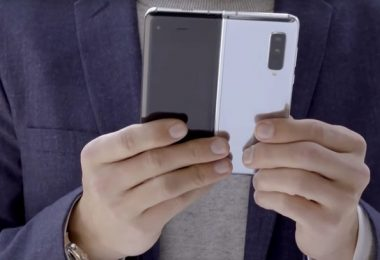 Tendance Smartphone Pliable En 2020