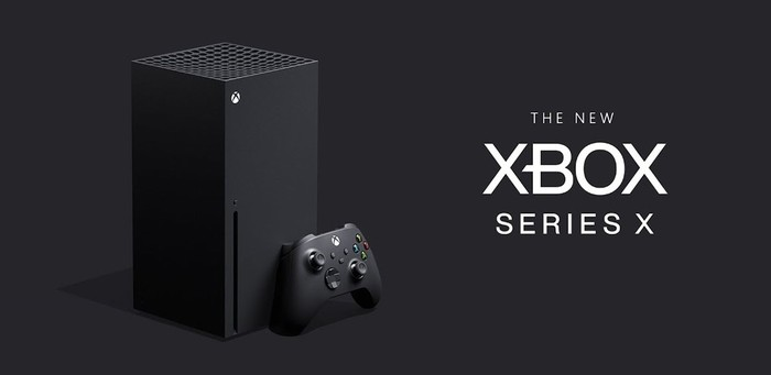 Xbox Series X Console Nouvelle Generation De Microsoft