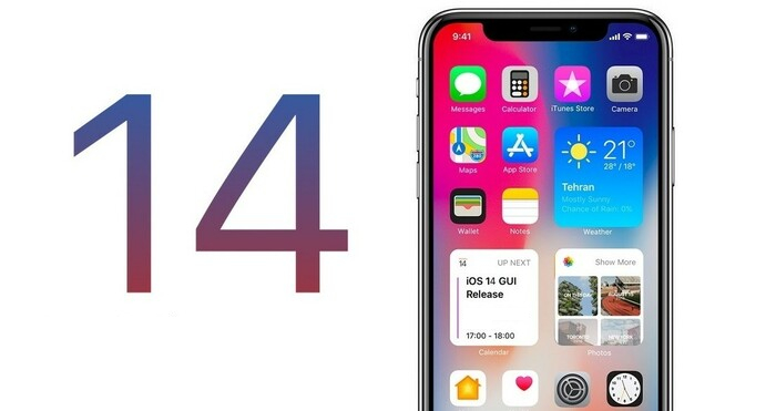 Ios 14 Iphone Apple