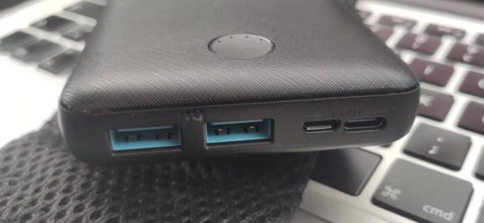 Ports Usb Batterie Powercore Essential Anker