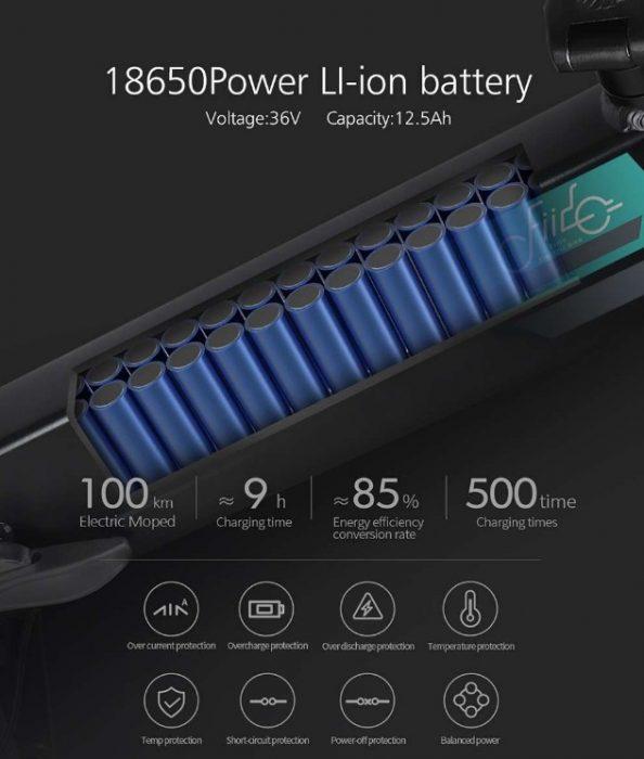 Batterie Fiido M1