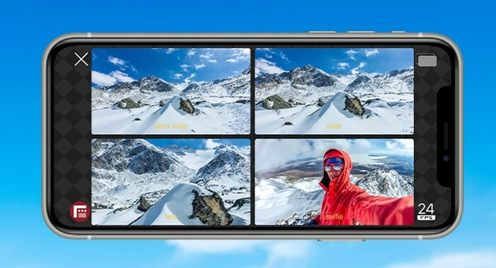 Doubletake Application Filmic Pro Gratuit