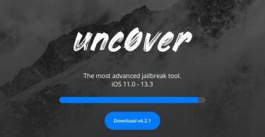 Jailbreak Unc0ver 4.2.1