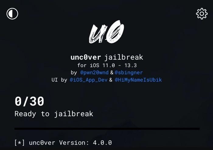 Jailbreak Unc0ver V4 Iphone 11 Ios 13.3