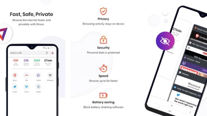 Navigateur Brave Browser Ios Et Android