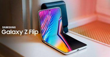 Samsung Galaxy Z Flip Smartphone Pliant