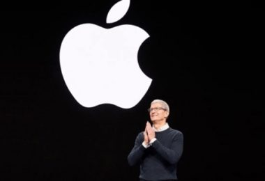 Tim Cook Presente Keynote Iphone 9