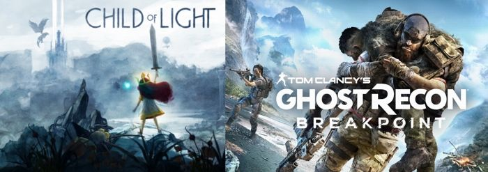 Child Of Light Ghost Recon Breakpoint Gratuit