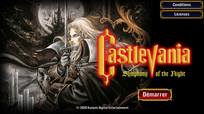 Castlevania Symphony Of The Night Pour Ios Et Android