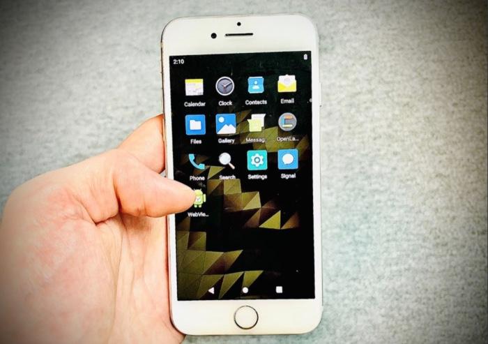Installer Android Sur Iphone Avec Sandcastle