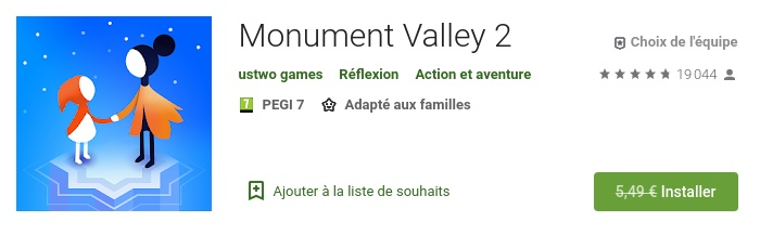 Monument Valley 2 Gratuit