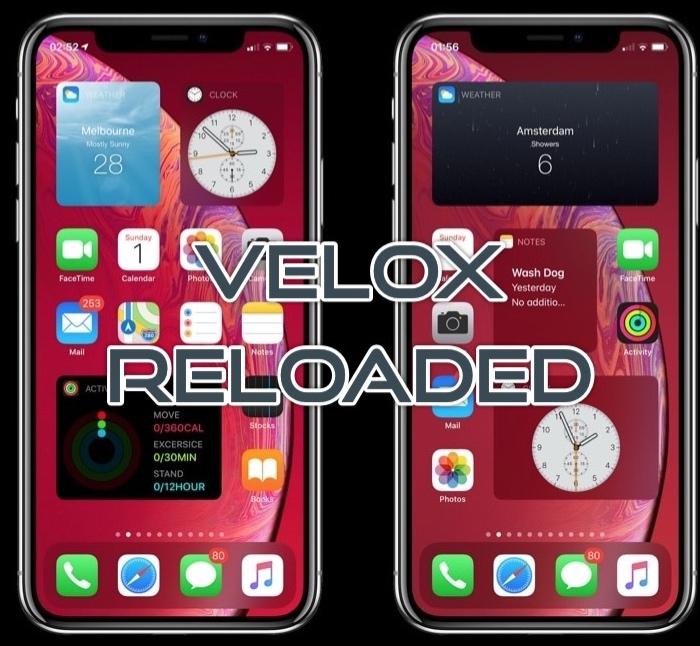 Velox Reloaded