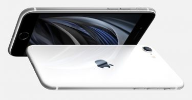 Apple Presente Iphone Se 2 Deuxieme Generation