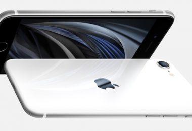 Apple Presente Iphone Se 2 Deuxieme Generation