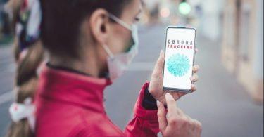 Application Stopcovid Corona Tracking