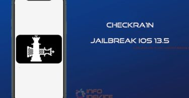 Guide Jailbreak Ios 13.5 Checkra1n Infoidevice