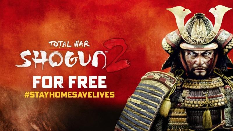 Total War Shogun 2 Gratuit