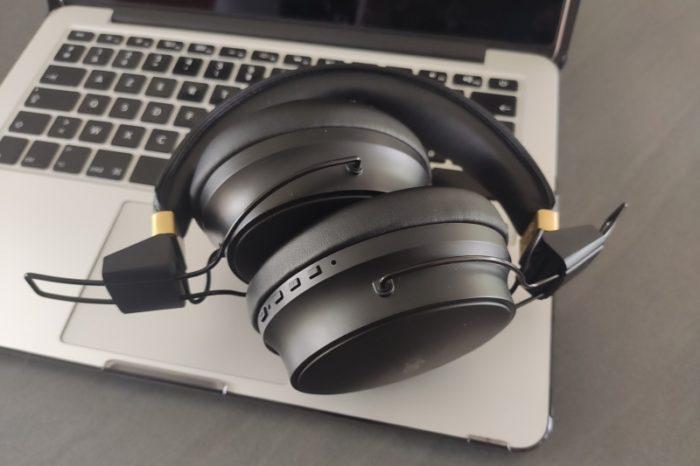 Ecouteurs Bluetooth Par Cher Sudio Klar Black