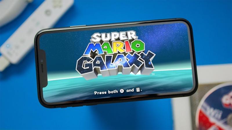 Emulateur Wii Et Gamecube Dolphinios Iphone Ipad