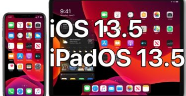 télécharger iOS 13.5 iPadOS 13.5