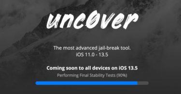 Jailbreak Ios 13.5 Unc0ver