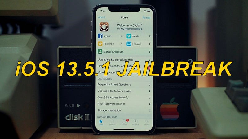 Checkra1n Jailbreak Ios 13.5.1