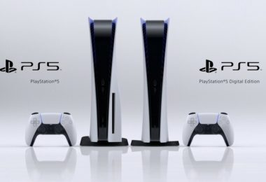 Console Ps5 Et Ps5 Digital Edition
