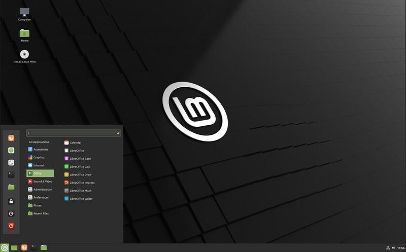 Linux Mint 20 Ulyana Cinnamon