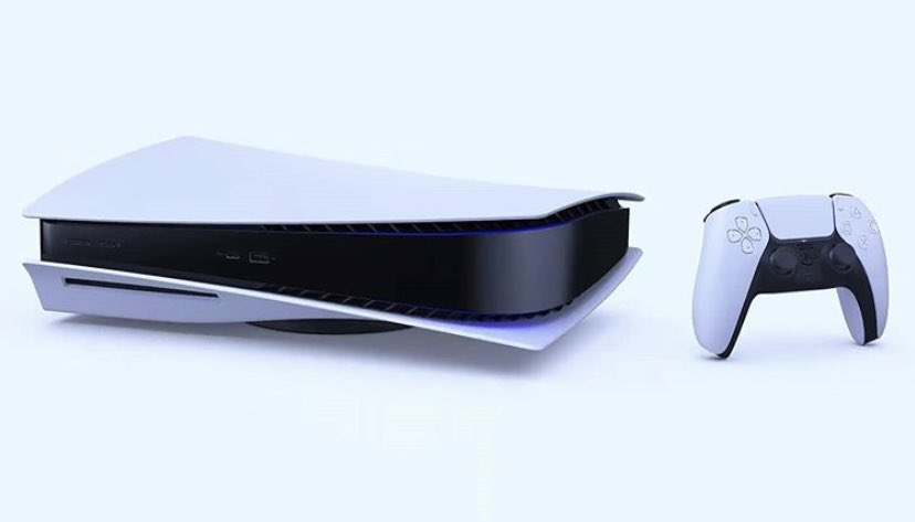 Nouvelle Console Sony Ps5