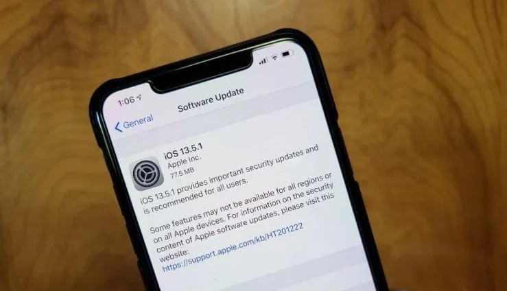 Telecharger Ios 13.5.1 Pour Iphone Ipad