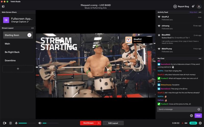 Twitch Studio Pour Mac