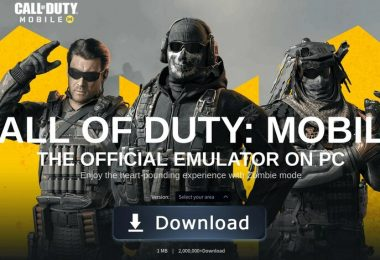 Call Of Duty Mobile Sur Pc