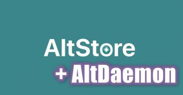 Installer Alstore Et Altdaemon Sur Iphone