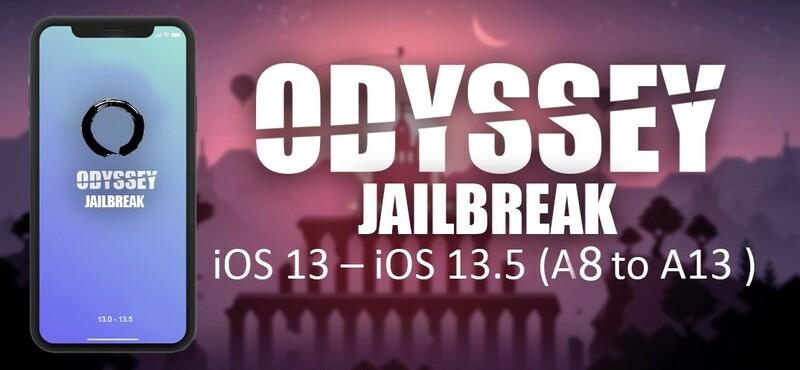 Jailbreak Ios 13 Odyssey