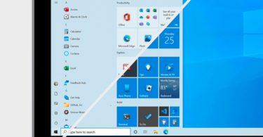 Nouveau Menu Demarrer Windows 10 Insider