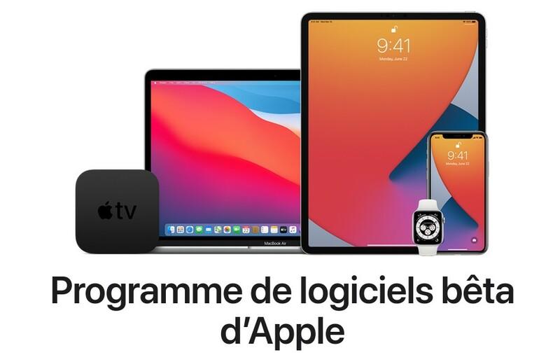 Programme Logiciel Beta Apple Ios Ipados Macos Tvos Watchos