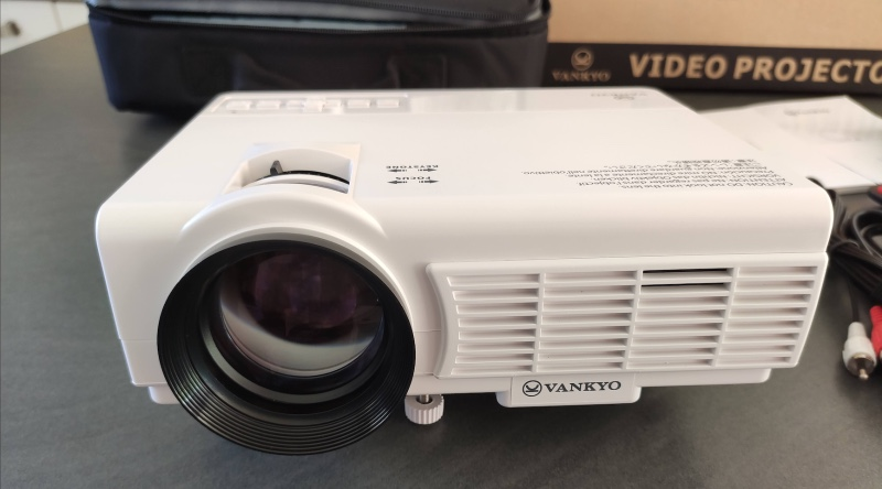 Projecteur Vankyo Leisure 3 Mini