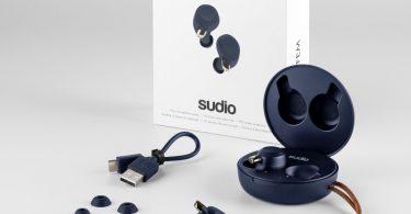 Test Ecouteurs Sans Fil True Wireless Sudio Fem