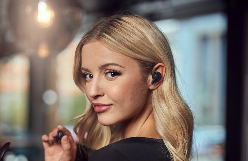 Test Ecouteurs True Wireless Sudio Fem