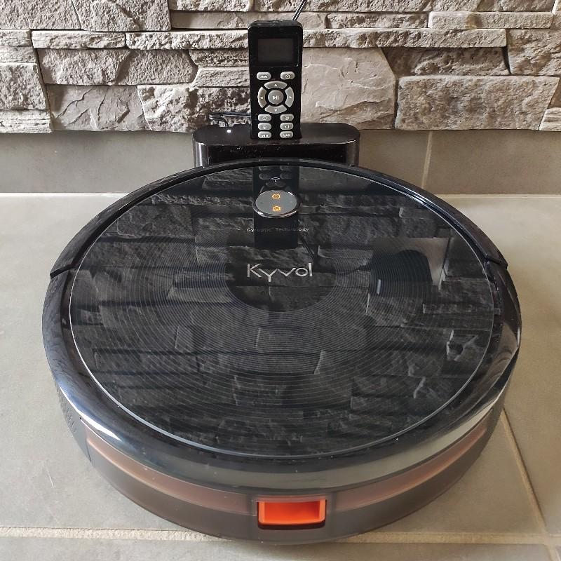 Base Robot Aspirateur Kyvol Robovac E30