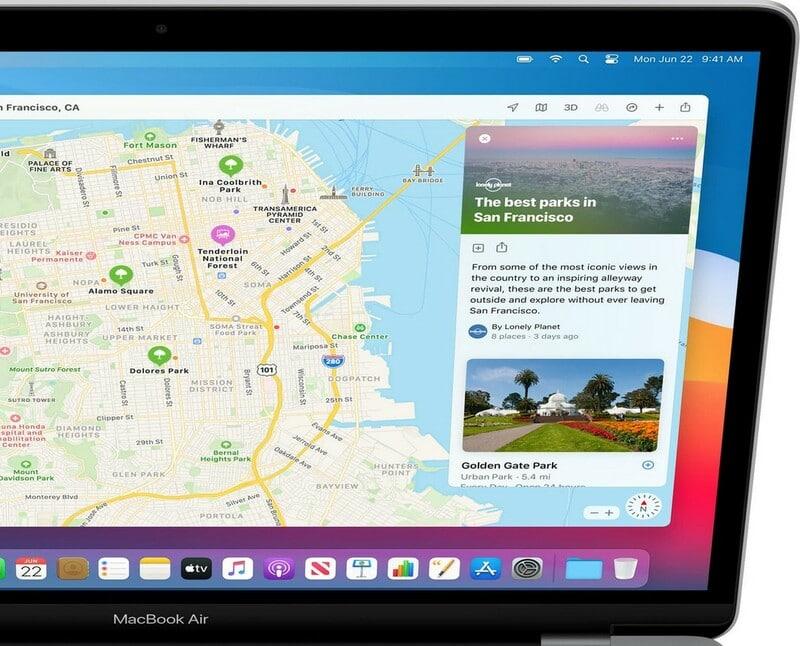 Nouvelle App Plan Macos Big Sur