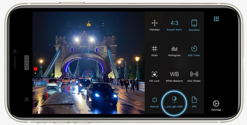 Procamera Mode Lowlight Hdr Sur Iphone 11 Et Iphone 11 Pro
