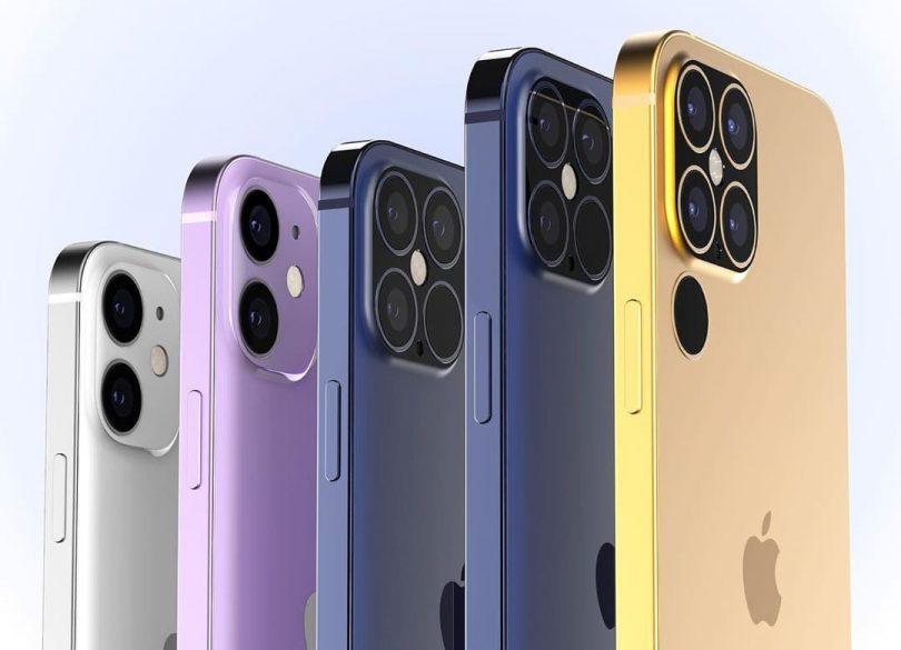 Rumeurs Iphone 12 Apple