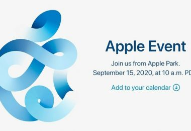Apple Event Septembre 2020