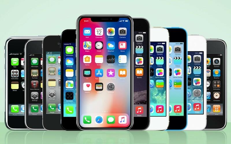 Historique Iphone Apple