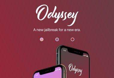 Odyssey Jailbreak Ios 13 2020