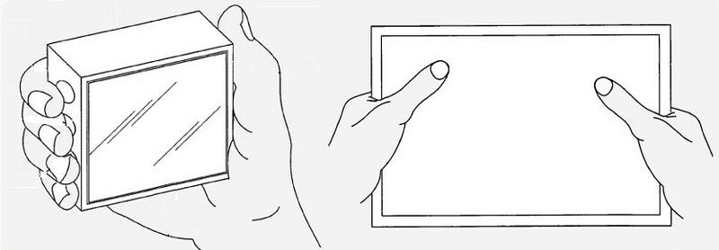 Premier Brevet Apple Pour Iphone