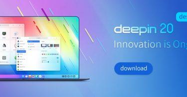 Telecharger Deepin 20 Linux